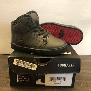 Supra Atom Hi top shoe - size Toddler 5 brand new